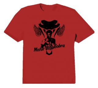 Thomas Hearns Motor City Cobra Boxing T Shirt