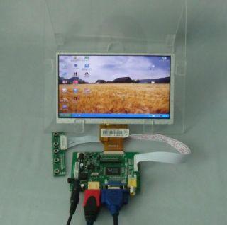 HDMI/VGA/2AV+Reversing Driver board + 7inch AT070TN90 800*480 lcd