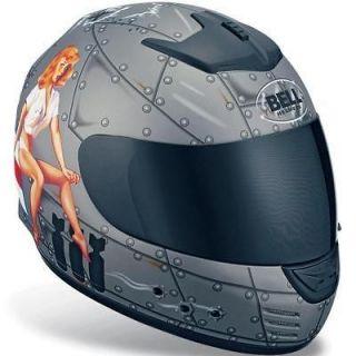 bell arrow strafer full face motorcycle helmet medium time left