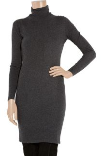 Tomas Maier Cashmere turtleneck sweater dress   65% Off