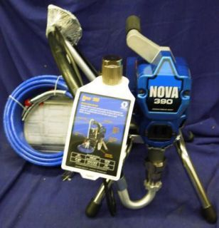 Graco 390 Electric Airless Sprayer New