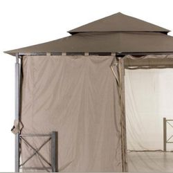 Home Depot Harbor Gazebo Replacement Canopy Top Cover