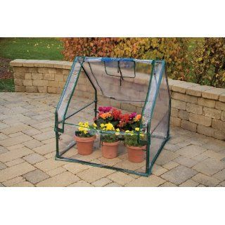 Taylor GH1 Mini Greenhouse 36 x 36 x 36 with Thermometer and