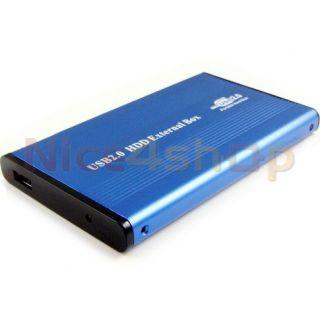 IDE Hard Disk Drive HDD Case Enclosure USB 2 0