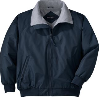 Port Authority Challenger Fleece Lined Nylon Jacket J754