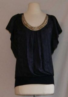 Anthropologie Velvet Graham Spencer silk blouse shirt top XS P purple