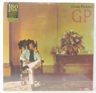 Gram Parsons GP LP Vinyl 180g Reissue New