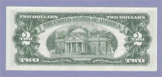 Uncirculated Two Dollar Bill $2 Note Red Seal Granahan Dillon 12875118