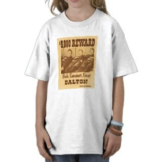 Dalton Brothers Reward Tshirts