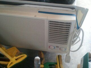 Kenmore Thru Wall Multi Room A C Heat Cool Window Unit 580 75184700 12