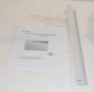 Heat / Cool Window Unit 8000 BTU & 820W Cool / 4500 BTU & 1380W Heat