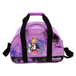 Hannah Montana Official Bowling Cross Body Shoulder Bag Sports School