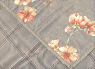 Passion Mocha Orange Blossom Queen Quilt Cover Set New