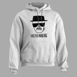 Heisenberg Hoodie Vintage Retro 80s Breaking Bad All Sizes and Colors