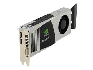 Open Package Dell, Nvidia Quadro FX4800 1.5 GB (Y451H) Graphics Card