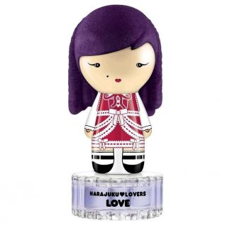 Harajuku Lovers Wicked Style Love by Gwen Stefani 1 oz EDT Spray for