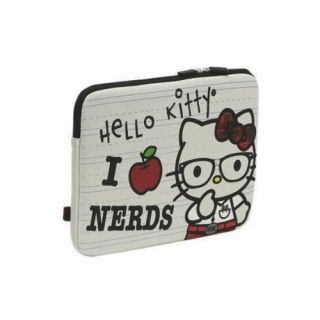 Hello Kitty Macbook Laptop Case & Sleeve  I love nerds