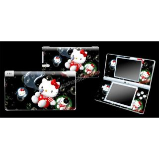 Hello Kitty Vinyl Decal Skin Sticker for Nintendo DSi NDSi DSI045