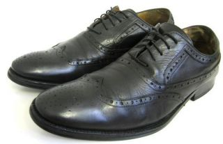 Johnston Murphy Mens Shoes Tyndall Wingtip Oxfords 20 3155 Size 9 5 M