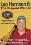 Leo Harrison Singles and Handicap Trap Target Shooting DVD
