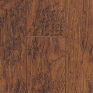 Hand Scraped Harvest Gold Laminate Hardwood Flooring Wood Floor