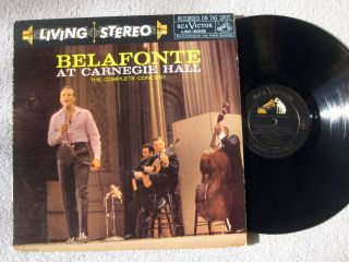 Harry Belafonte Belafonte at Carnegie Hall 30 Day Sale