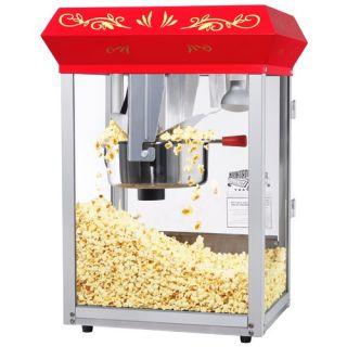 Great Northern Popcorn All Star GNP 850 Popcorn Popper Machine Top