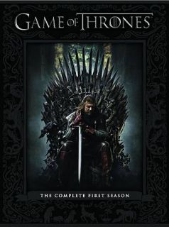 of Thrones The Complete First Season DVD Harry Lloyd Mark Addy Alfie A
