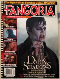Collins Dark Shadows Vampire 313 Helena Bonham Carter May 12