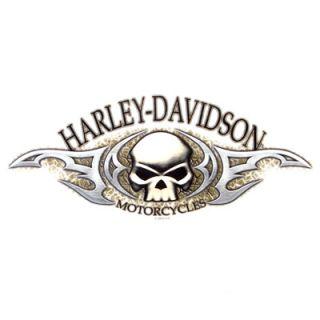 Harley Davidson Sunglasses Alum Clear Lens Night Riders