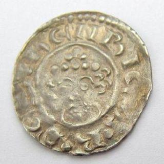 Henry II Hammered Silver Short Cross Penny Gocelm on Win