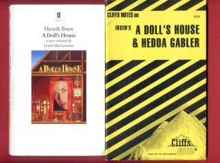 Dolls House by Henrik Ibsen Cliff Notes Study Guide