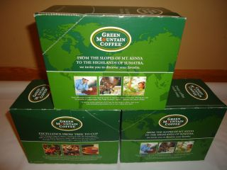 Green Mountain Coffee® Breakfast Blend Decaf K Cup Lot of 72 K Cups