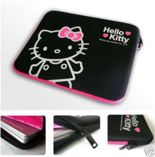 Official Sanrio Hello Kitty Laptop Notebook Bag 14