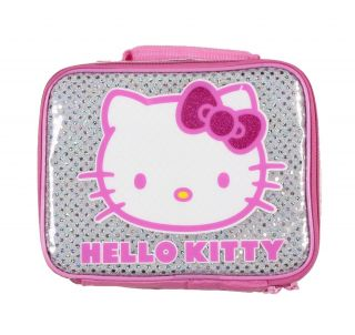 Sanrio Hello Kitty Insulated Lunchbox Lunch Bag Girls Hello Kitty