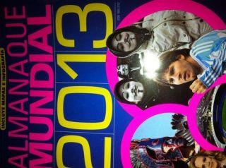 Almanaque Mundial 2013 (Spanish Edition) Carolina Obregon Sanchez