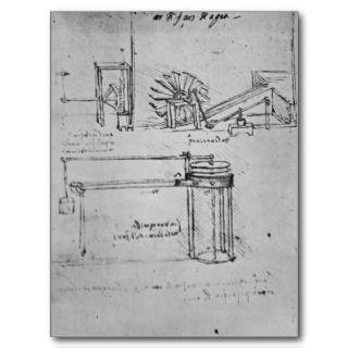 Fol. 53 , Manuscript B, 1488 89 Post Card