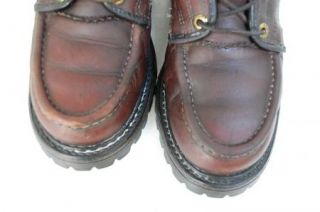 60s Vintage HERMAN SURVIVORS WOrK BOoTS 8 R