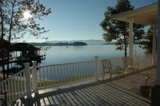 Stunning Estate Home Smith Mountain Lake VA Includes Private 3 AC
