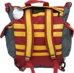 Harry Potter Hogwarts Crest Messenger Book Bag Backpack