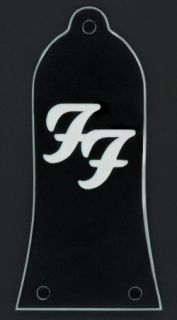 Parts Custom Engraved Truss Rod Cover EPIPHONE Dave Grohl FOO FIGHTERS