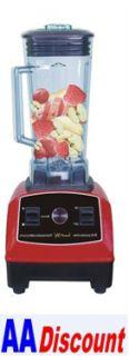 HP Smart Chef Heavy Duty Commercial Blender 64 oz Jar TM 767C