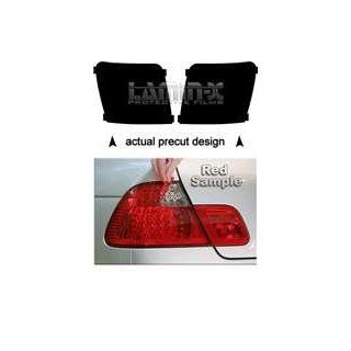 Ford Escape 2008 2009 2010 2011 Tail Light Vinyl Film Covers ( RED