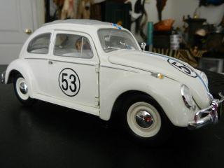 Johnny Lightning Herbie The Love Bug 1 64 Car 2003 671