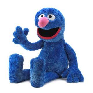 Sesame Street Jumbo Grover Plush