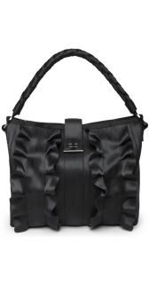 Harveys Seatbelt Black Bag Lola Hobo Tote Satchel