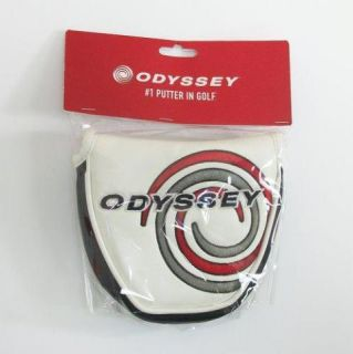apparel gloves new odyssey tempest mallet putter golf head cover