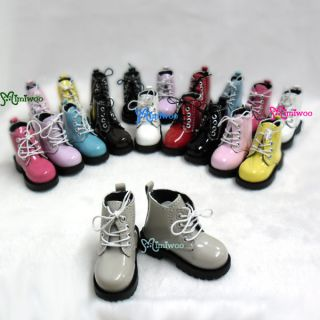 MSD Doc 1 4 BJD Obitsu 60cm Doll Boots High Hill Shoes Grey