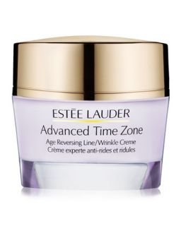 C167A Estee Lauder Advanced Time Zone Age Reversing Line/Wrinkle Creme