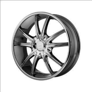 American Racing AR897 20x8.5 Chrome Wheel / Rim 5x4.5 & 5x120 with a